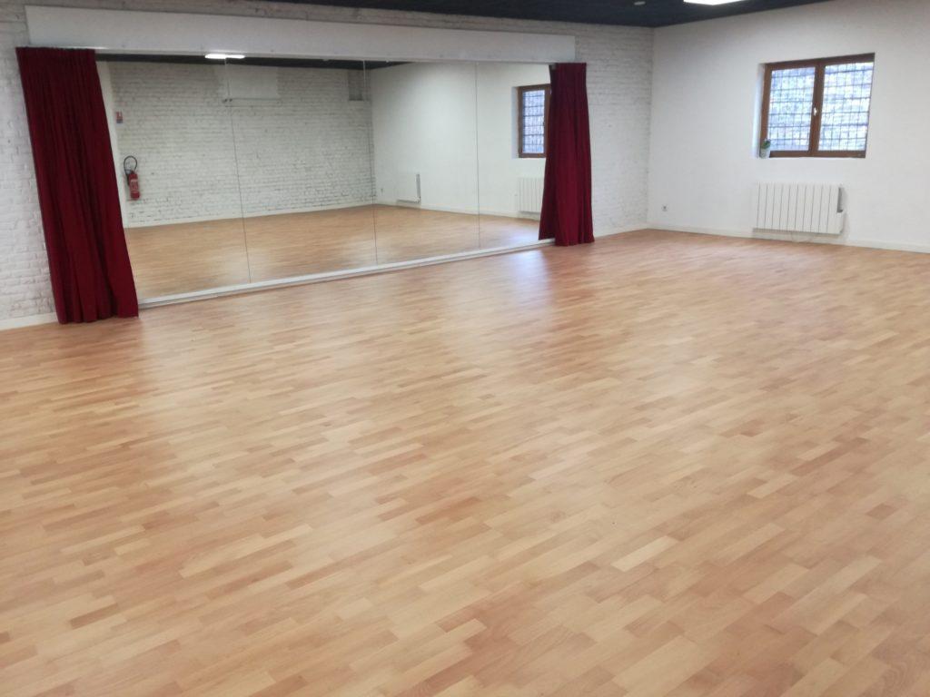 salle danse flamenco la Mava